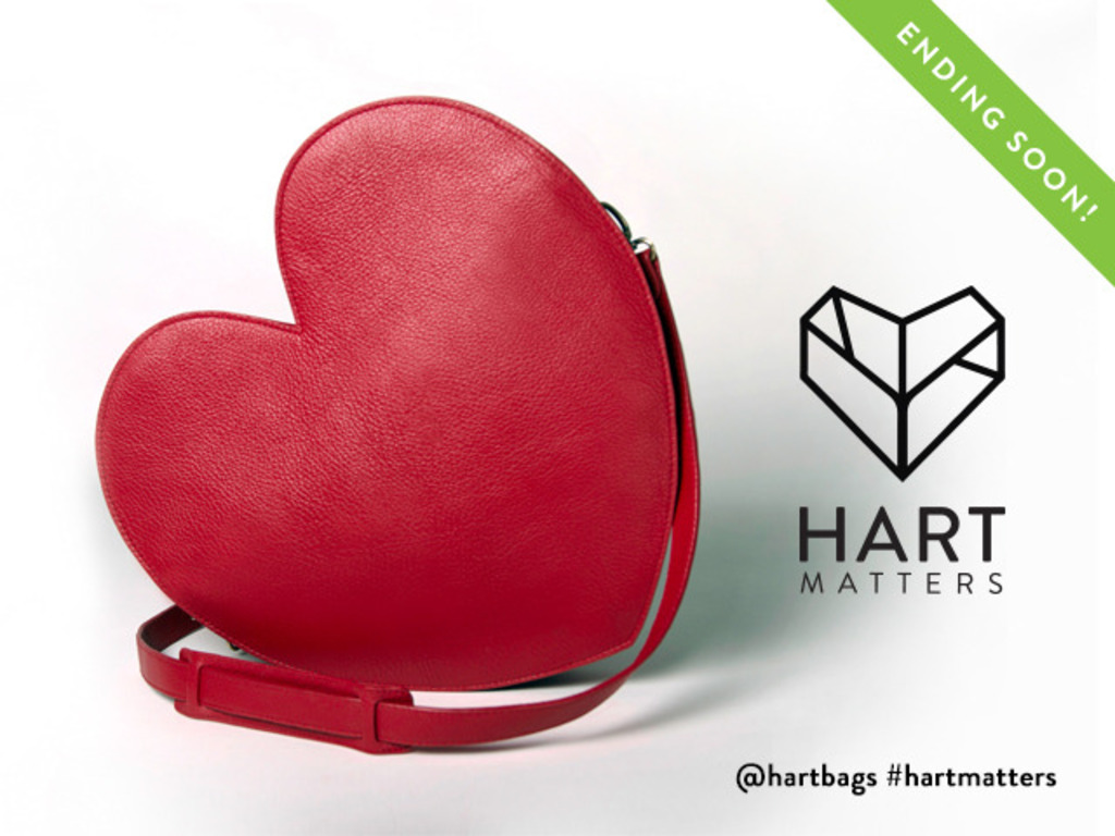 HART: Artery Leather Bags's video poster