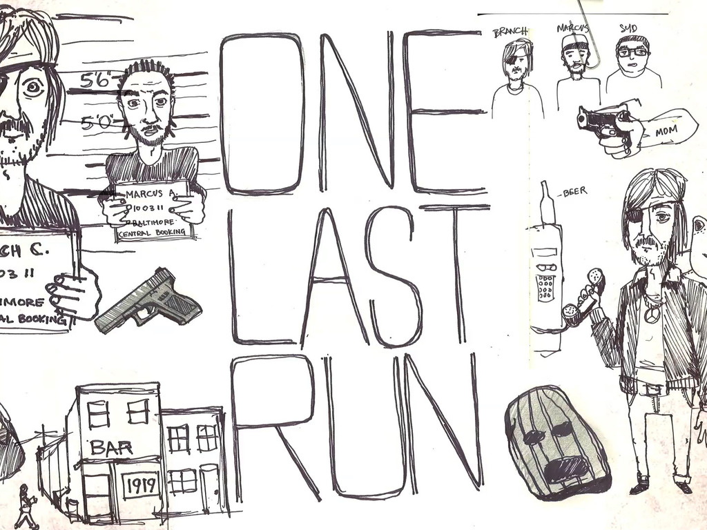 """ONE LAST RUN"" a short by Hilton Carter's video poster"