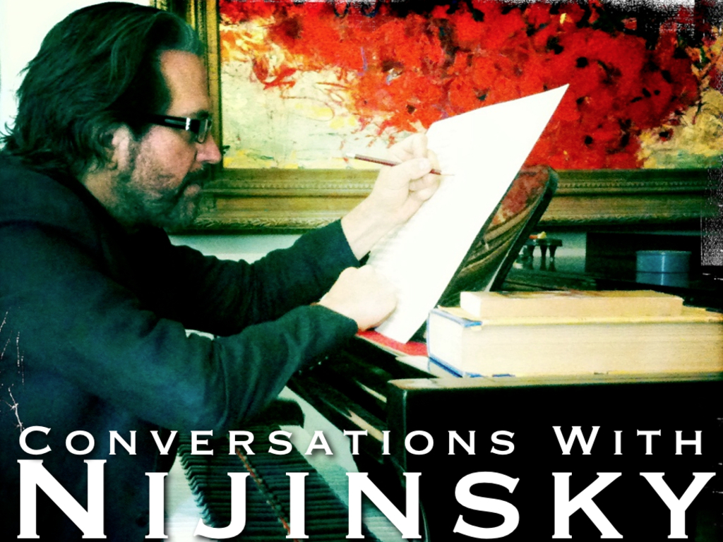 C. F. Kip Winger To Record New Ballet At Oberlin College's video poster