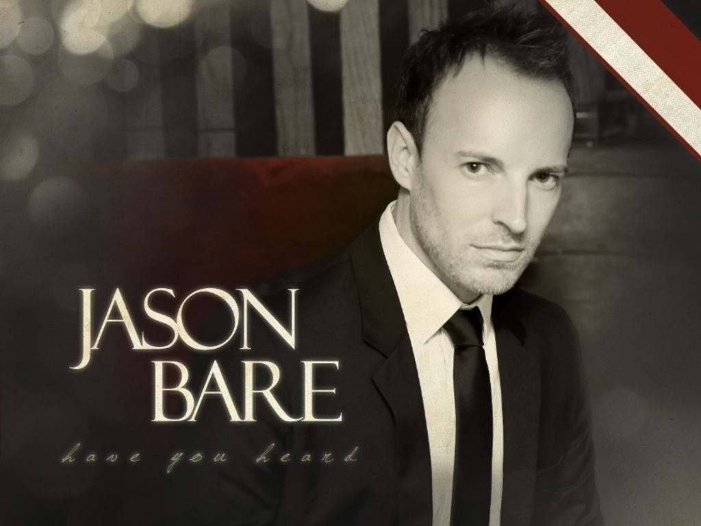 The New Christmas EP from Jason Bare's video poster