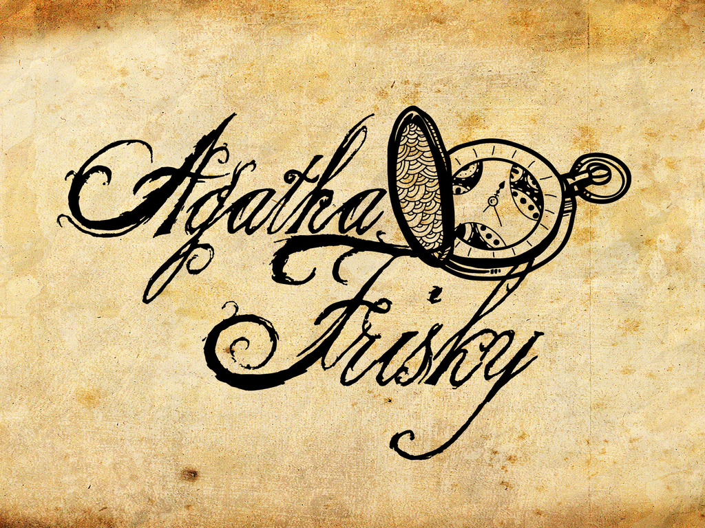 Agatha Frisky: A Steampunk Comic By Naughty Bicycle's video poster