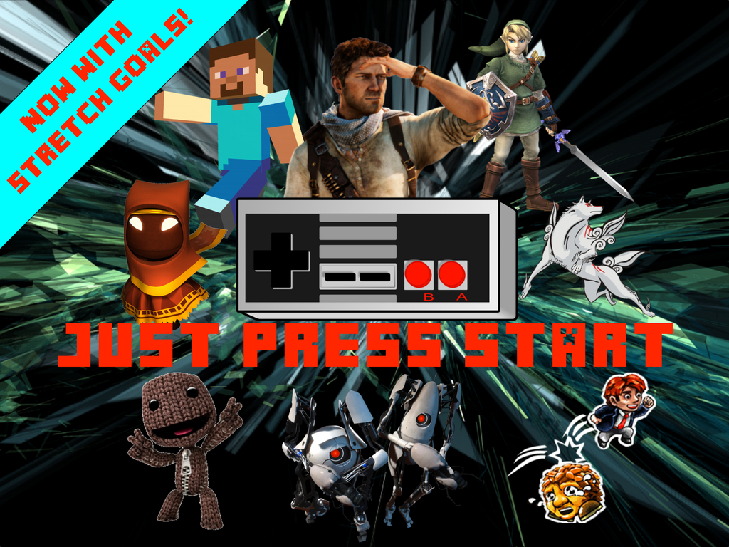 Just Press Start: Video Game-Based Learning in the Classroom's video poster