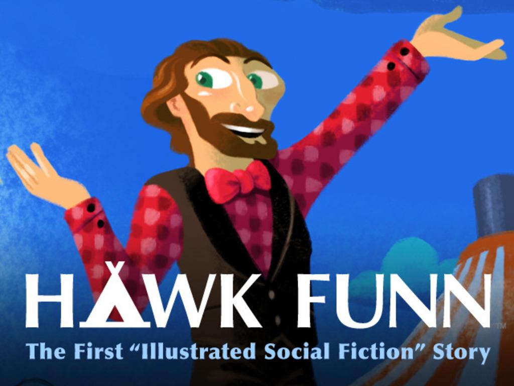 Hawk Funn : revolutionary social media entertainment.'s video poster