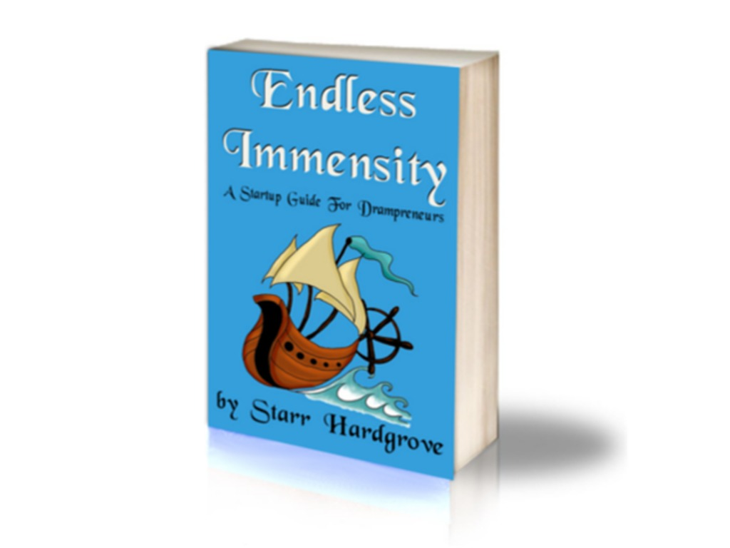 Endless Immensity: A Startup Guide for Dramapreneurs's video poster