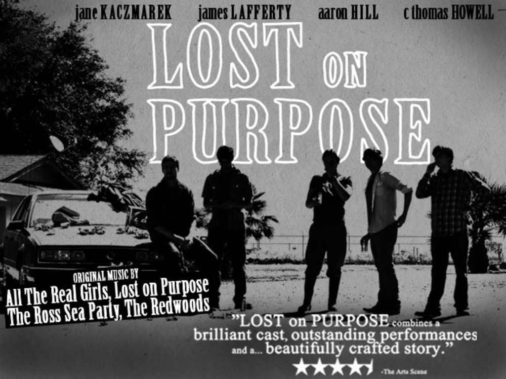 Lost on Purpose's video poster