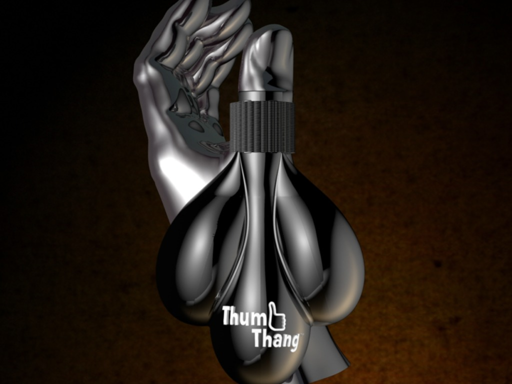 Thumb Thang: Handsfree Shaker (Canceled)'s video poster