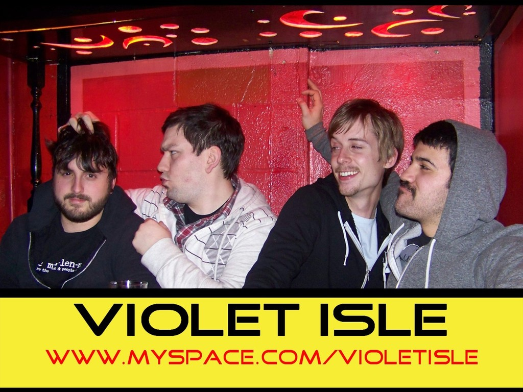 VIOLET ISLE's 1st CD is near completion! Your pre-order pledge ensure's it's release!'s video poster