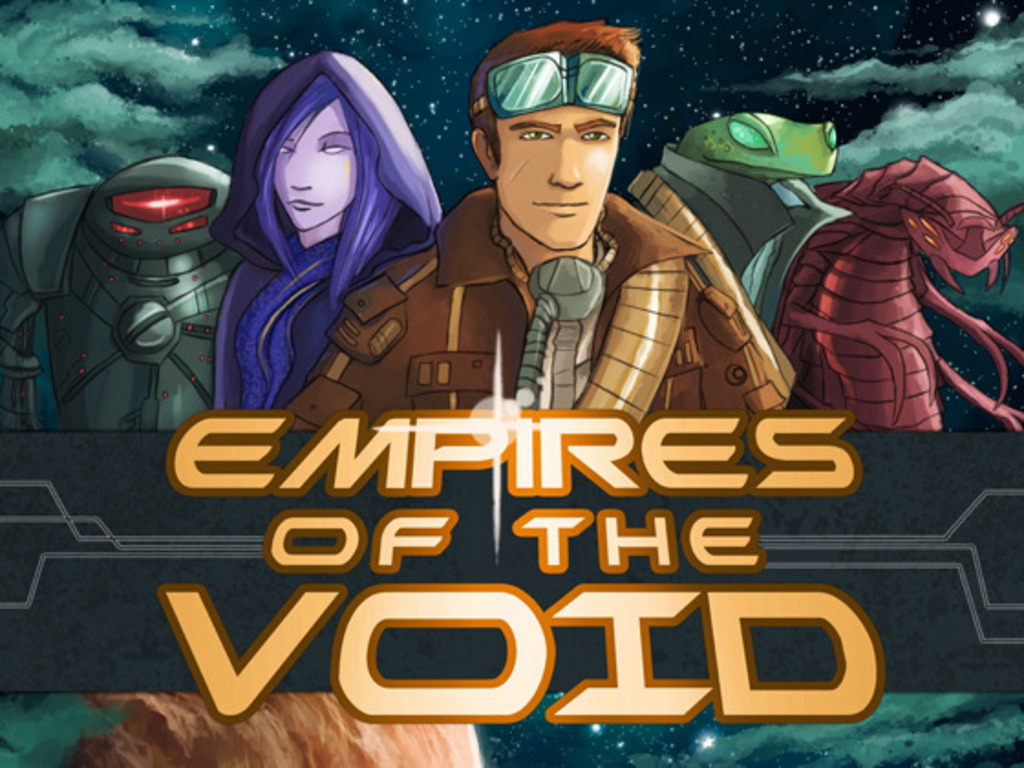 Empires of the Void -  Board Game of Galactic Conquest's video poster