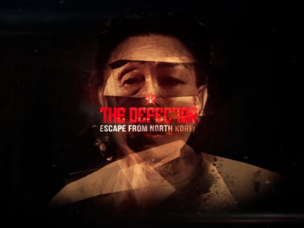 The Defector's video poster