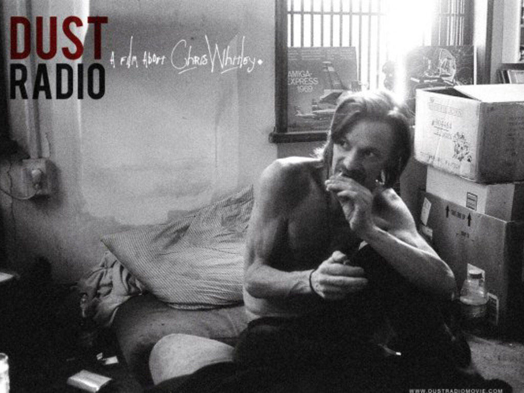 Dust Radio: A Film About Chris Whitley's video poster