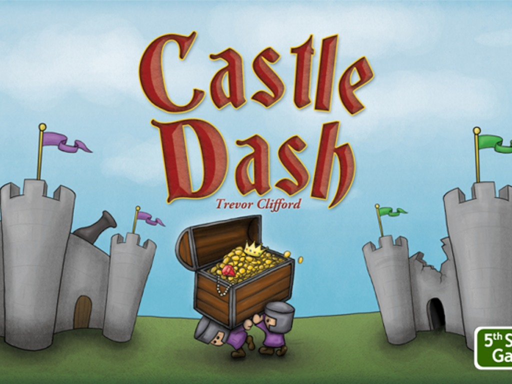 Castle Dash - The speedy siege game's video poster