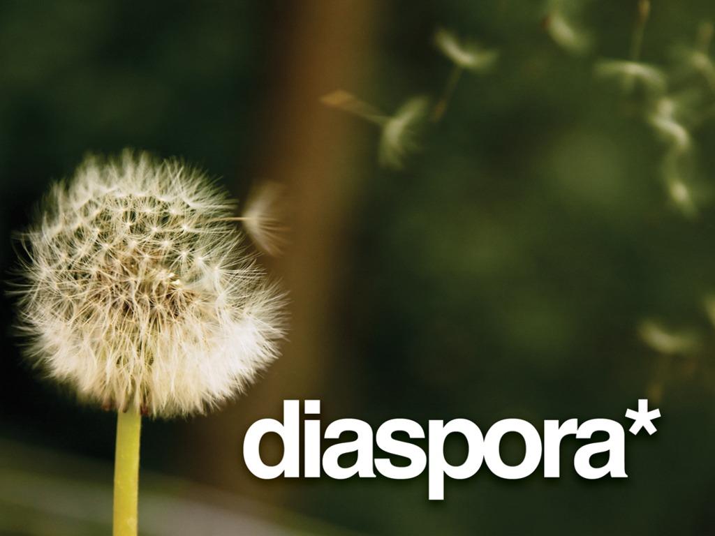 Decentralize the web with Diaspora's video poster