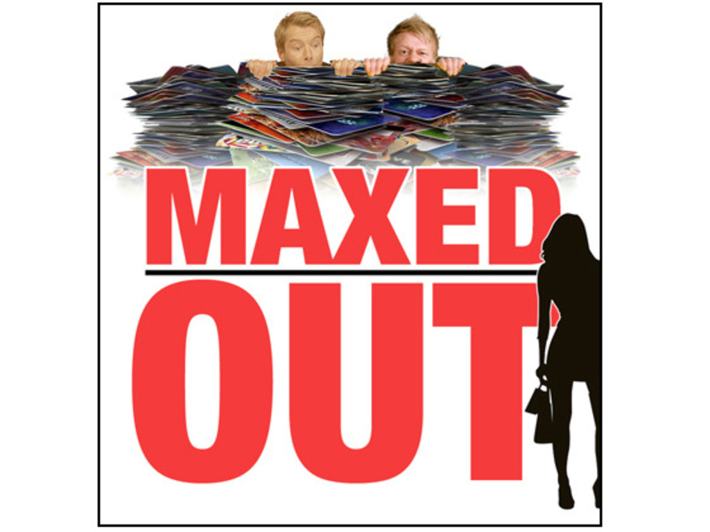 MAXED OUT: An R-Rated Comedy's video poster