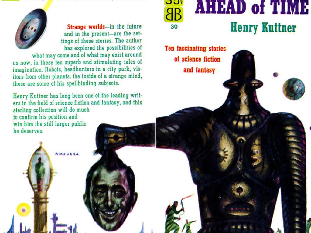 The Hogben Chronicles of Henry Kuttner's video poster