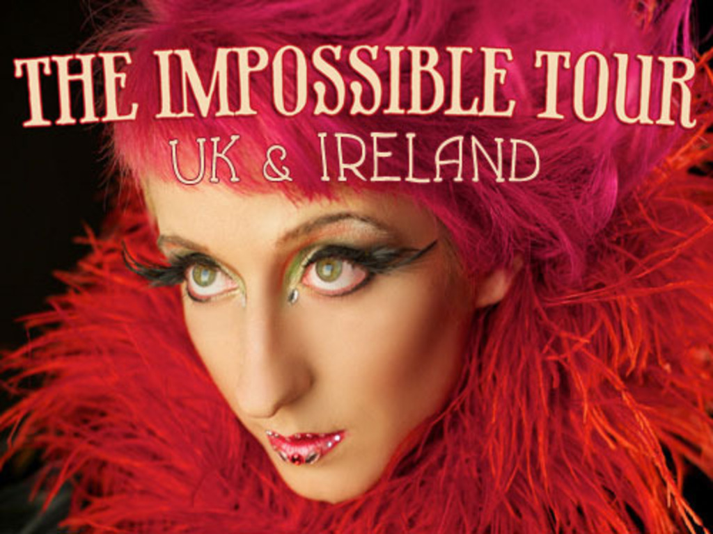 The Impossible Tour - UK and Ireland's video poster