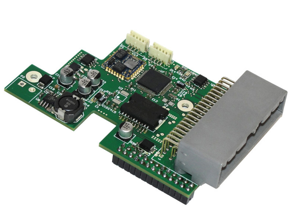 Smart IO Expansion Card for Raspberry PI's video poster