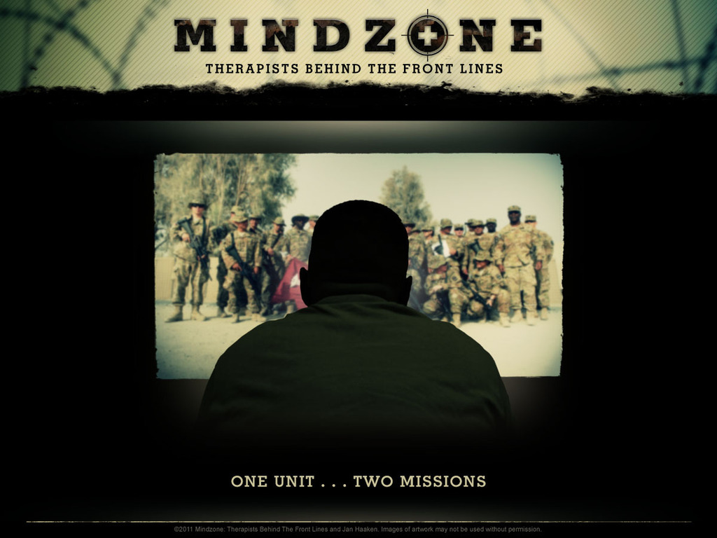 MIND ZONE: Therapists Behind The Front Lines's video poster