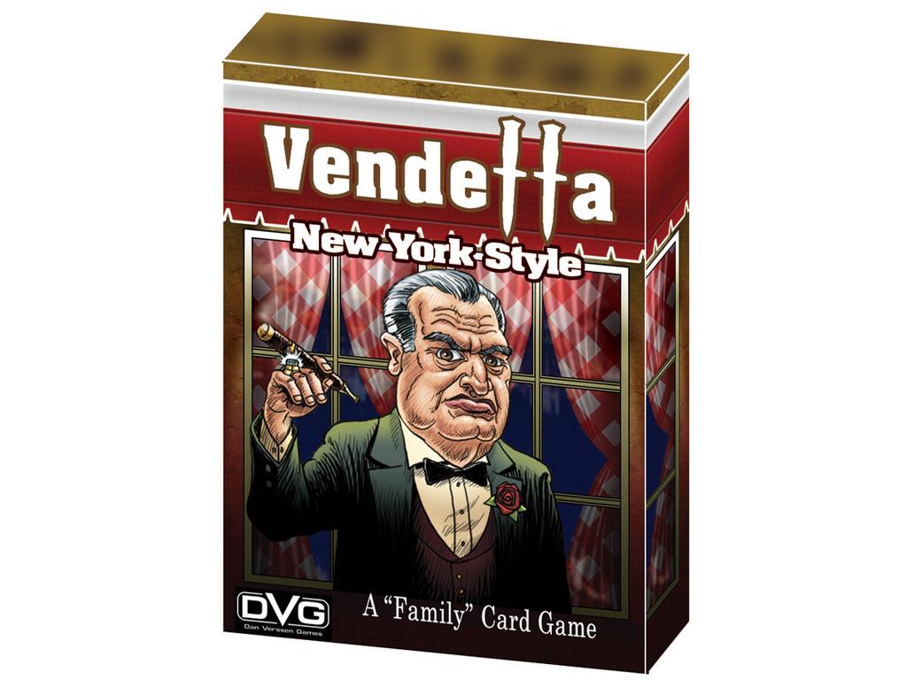 Vendetta's video poster