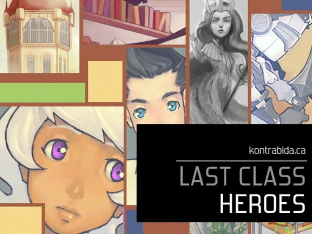 Last Class Heroes - 2D Action RPG Eyecandy!'s video poster