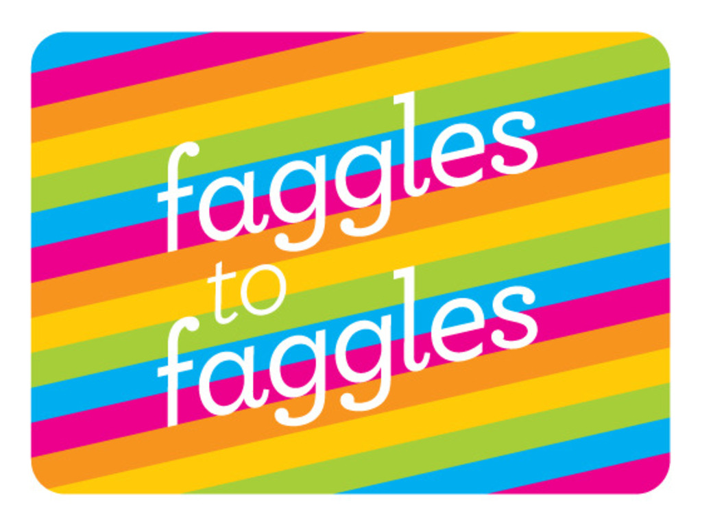 Faggles to Faggles: Second Edition's video poster
