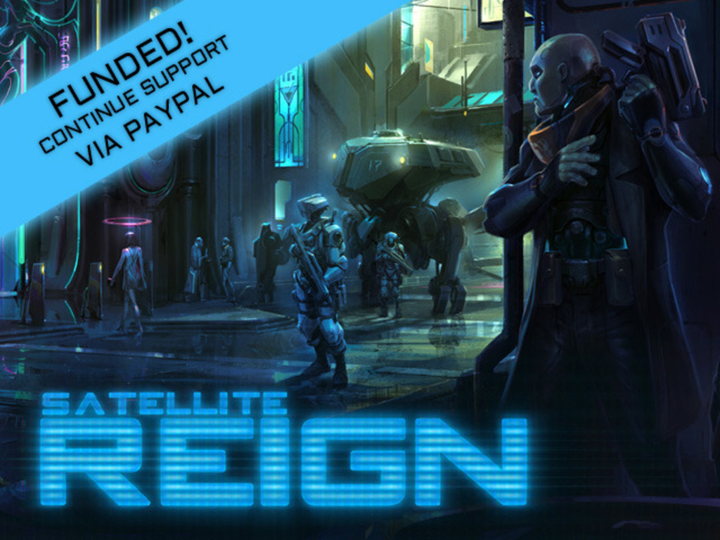 Satellite Reign's video poster