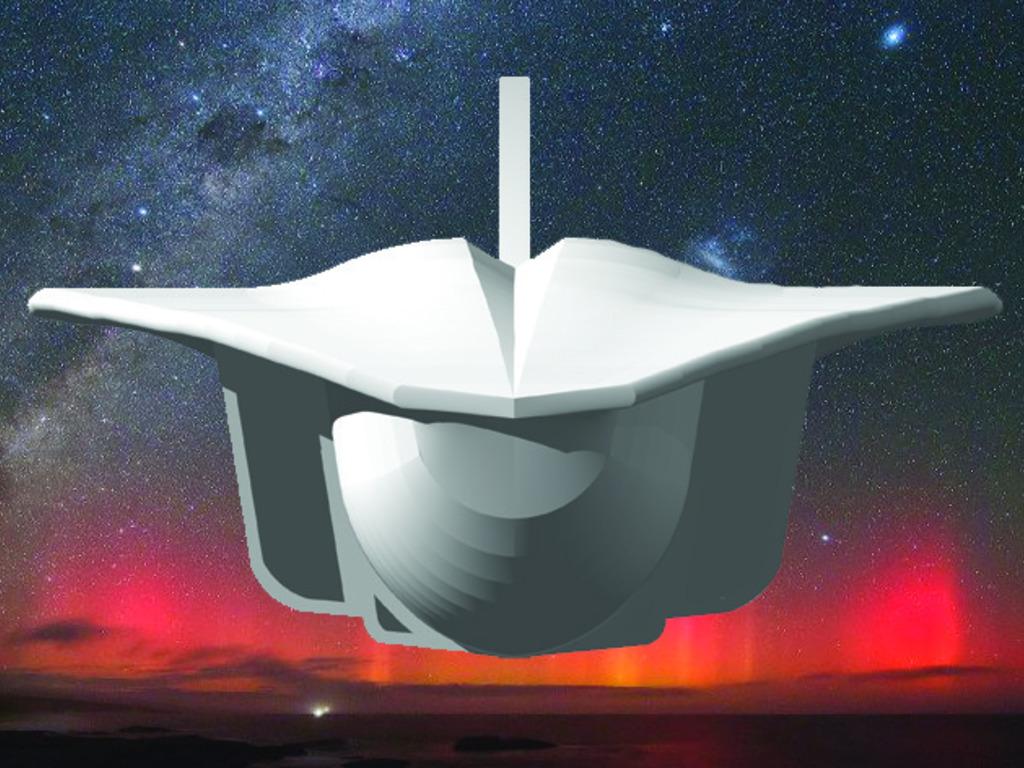 Luma Module Interactive Spaceship For Burning Man 2013's video poster