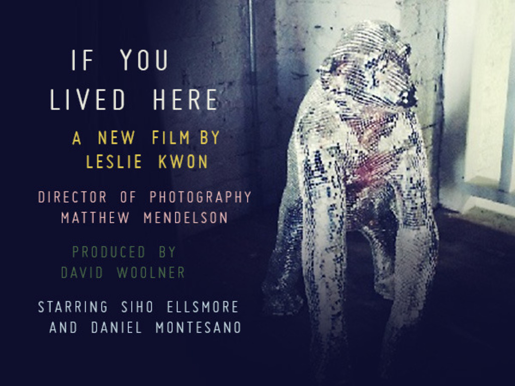 """If You Lived Here"" Film's video poster"