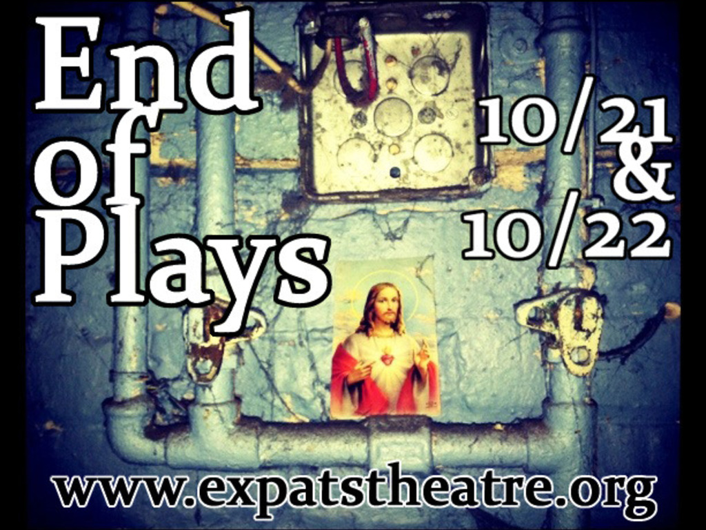 End of Plays Festival's video poster