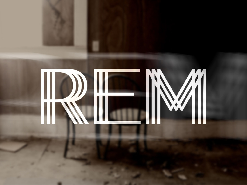 REM - Every story begins with a dream.'s video poster
