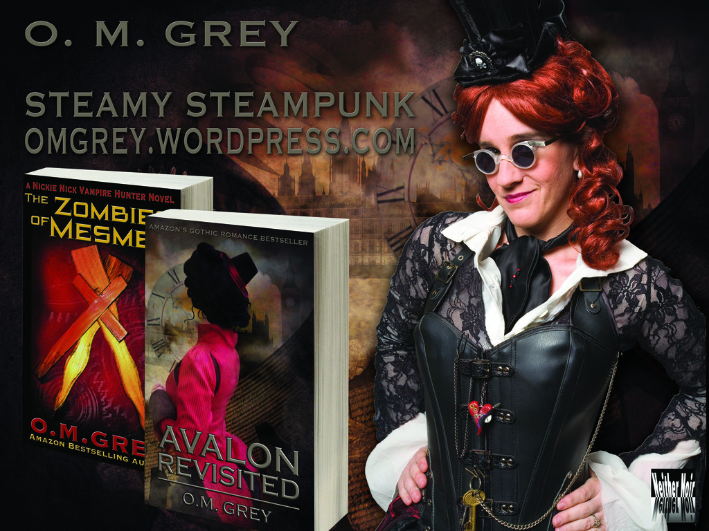 Blood, Sex, & Cogs: Steamy Steampunk & More's video poster