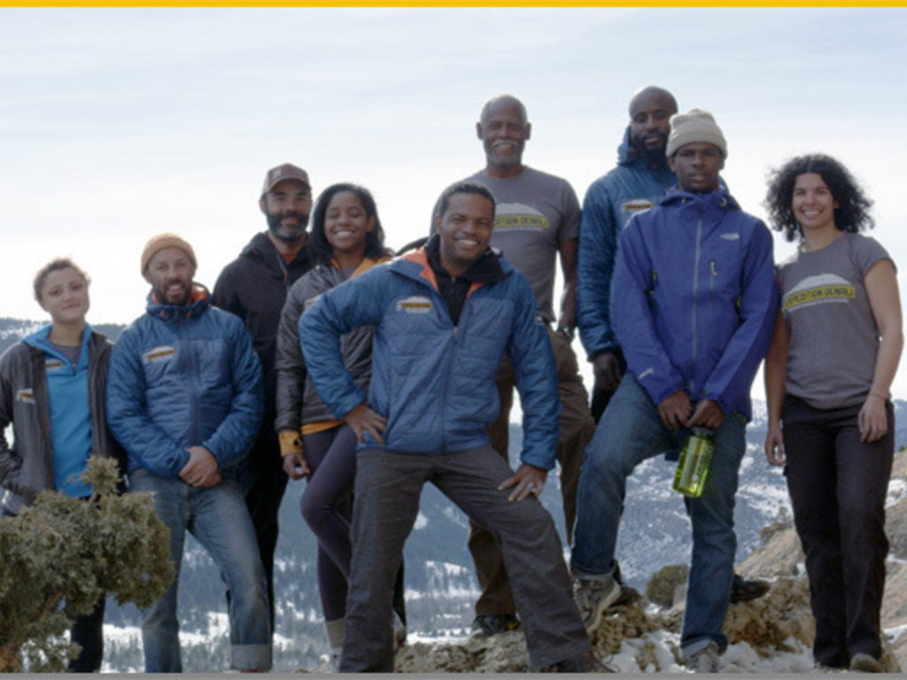 Expedition Denali: Inspiring Diversity in the Outdoors's video poster