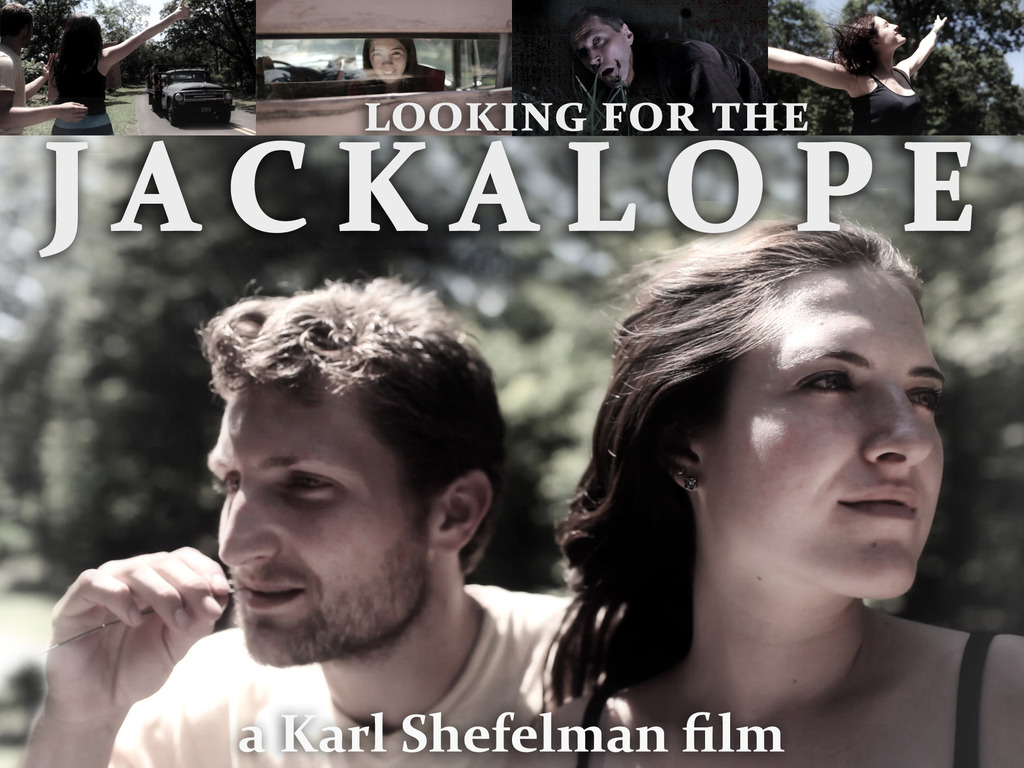 Looking for the Jackalope's video poster