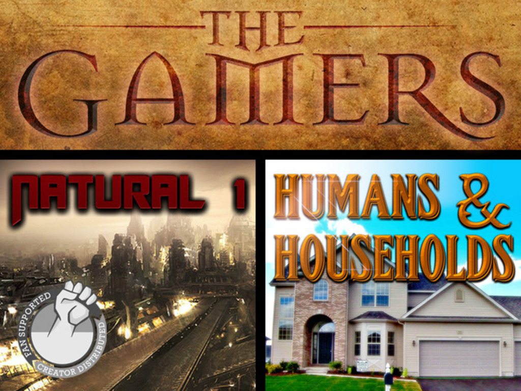 The Gamers: Humans & Households / Natural One's video poster