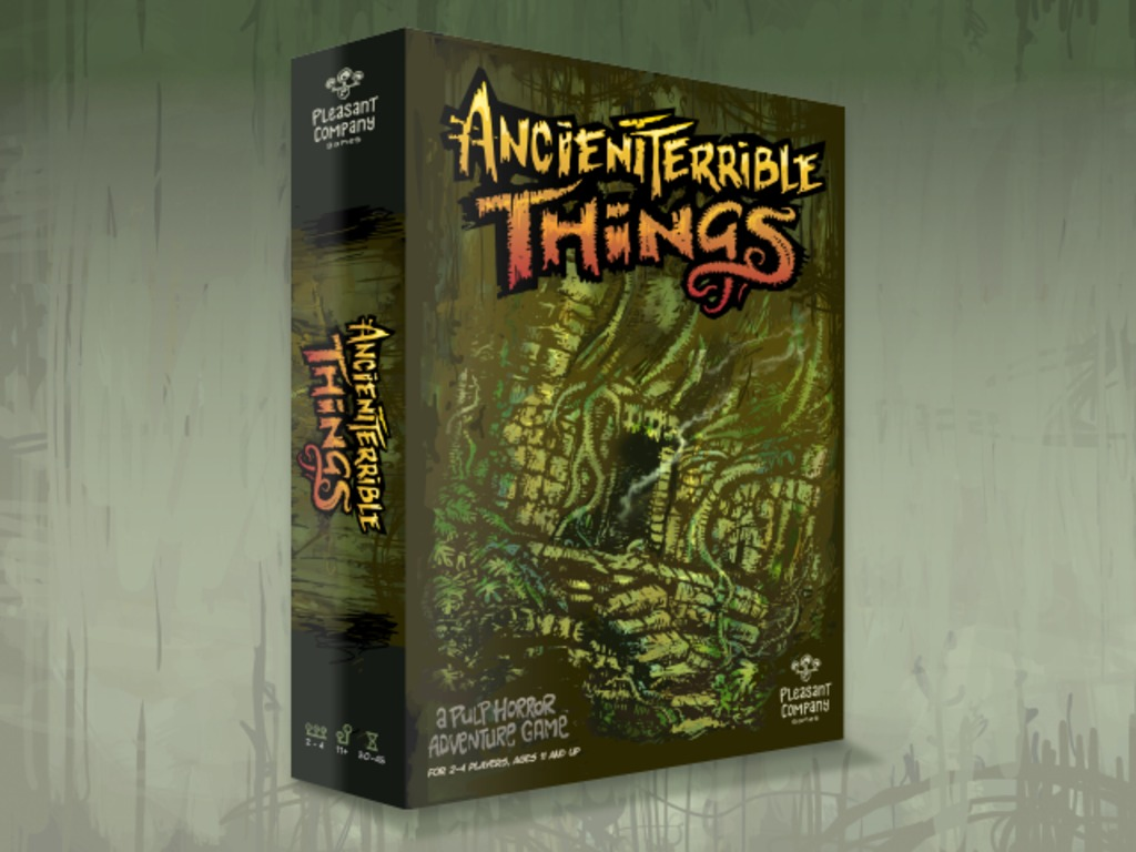 Ancient Terrible Things's video poster