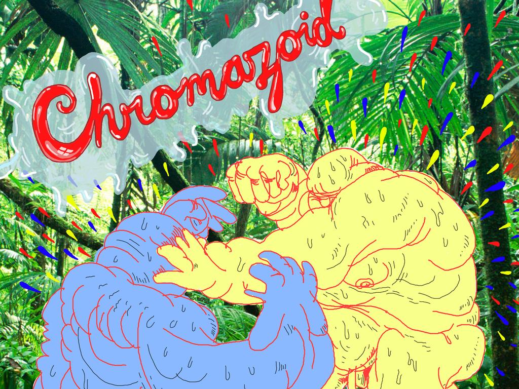 CHROMAZOID: COMICS ANTHOLOGY & MIX TAPE's video poster