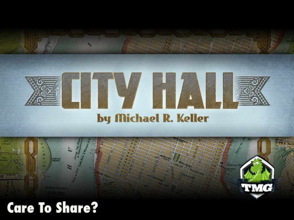 City Hall Board Game (Canceled)'s video poster