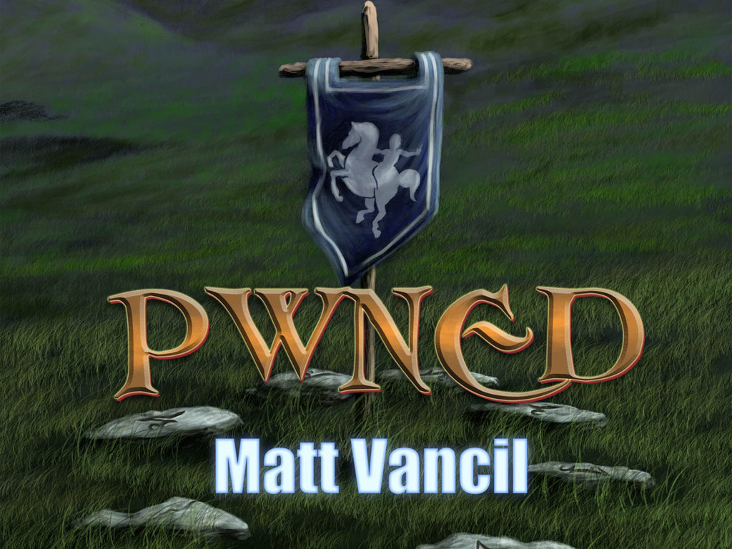 PWNED: A Gamers Novel's video poster