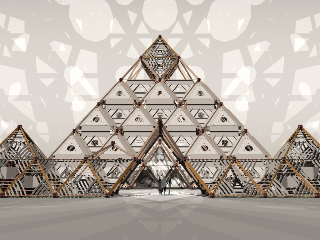 THE TEMPLE 2013 - Burning Man's video poster