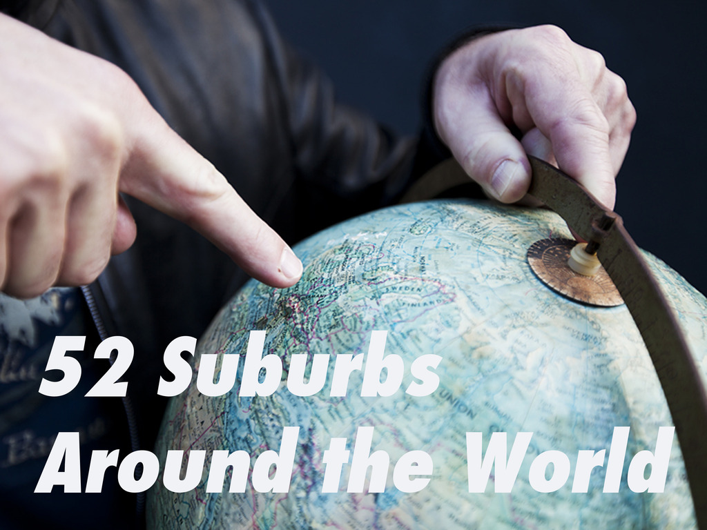 52 Suburbs Around the World's video poster
