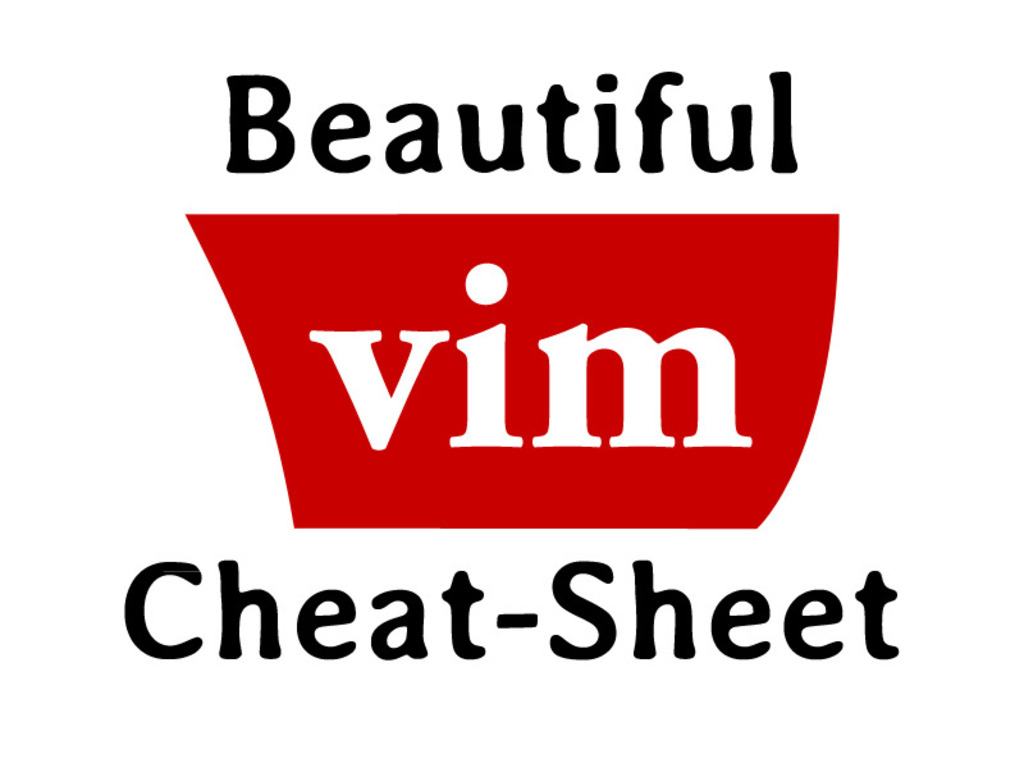 Beautiful Vim Cheat-Sheet Poster's video poster