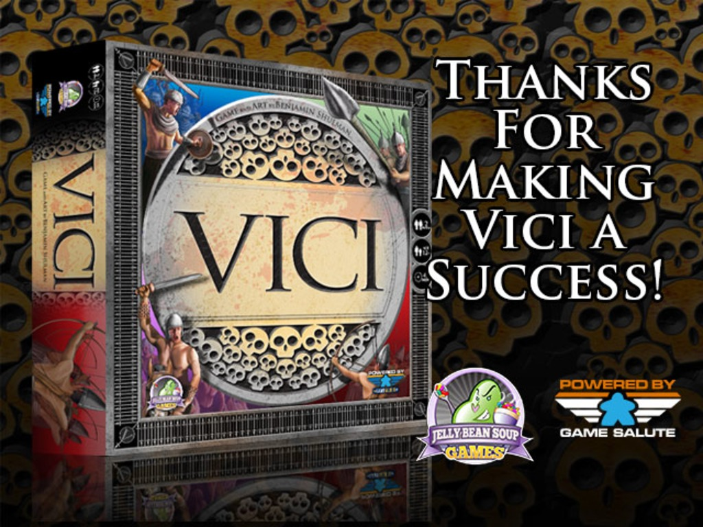 Vici's video poster