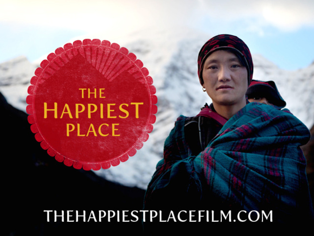 The Happiest Place : A Journey Across Bhutan's video poster