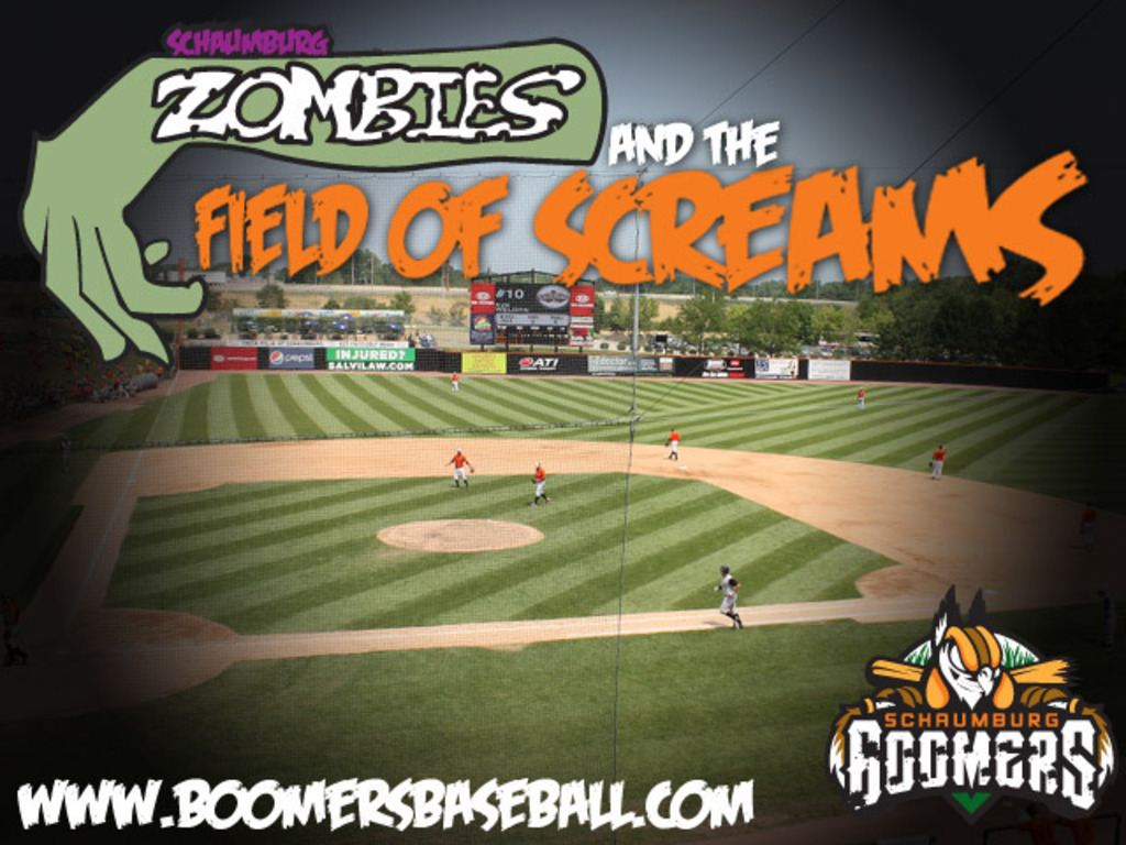 Schaumburg Zombies & the Field of Screams's video poster