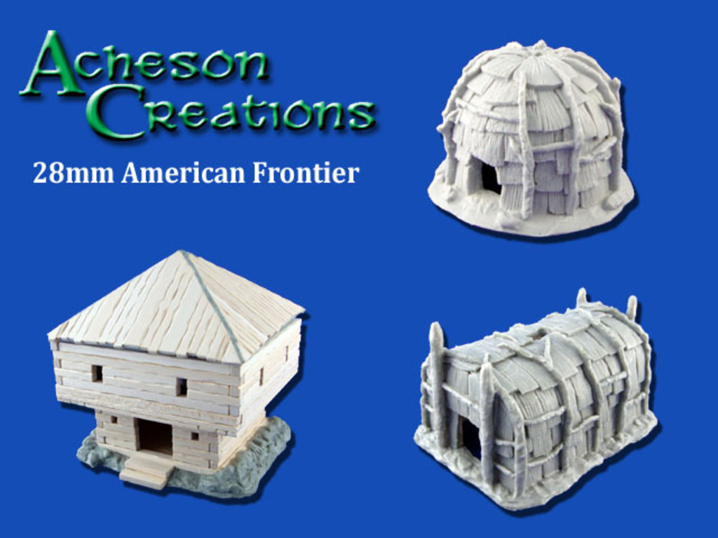 Wargaming Terrain for the American Frontier's video poster