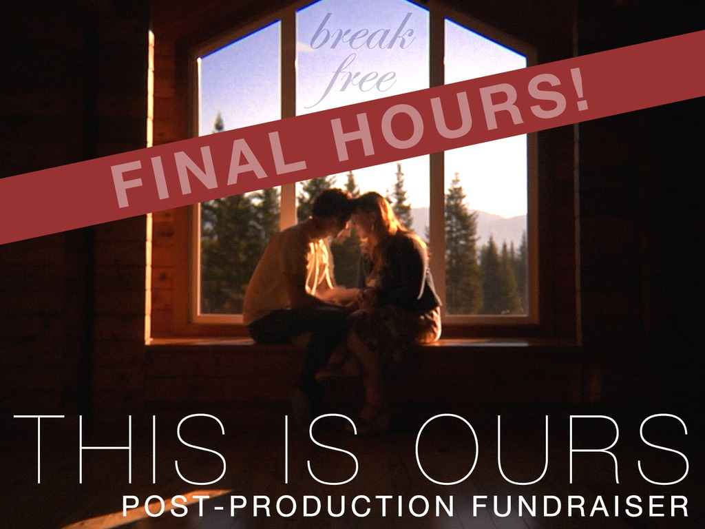 THIS IS OURS: Post Production (feature film shot on the RED)'s video poster