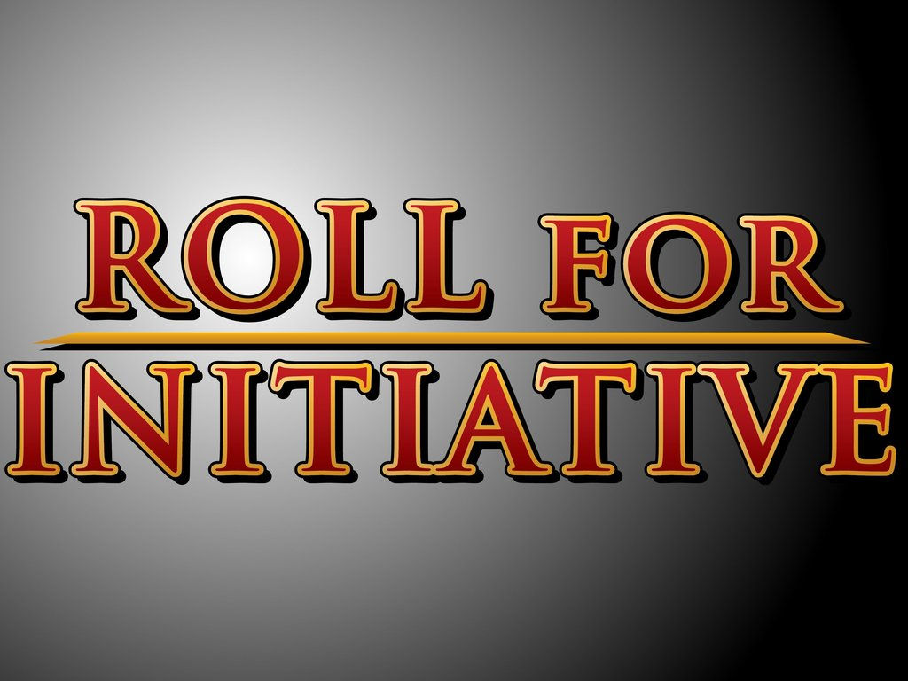 Roll for Initiative's video poster