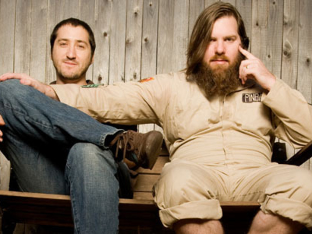 Band Documentary: Pinback (Canceled)'s video poster