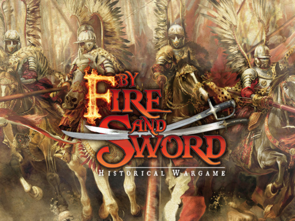 By Fire and Sword - historical tabletop wargame's video poster