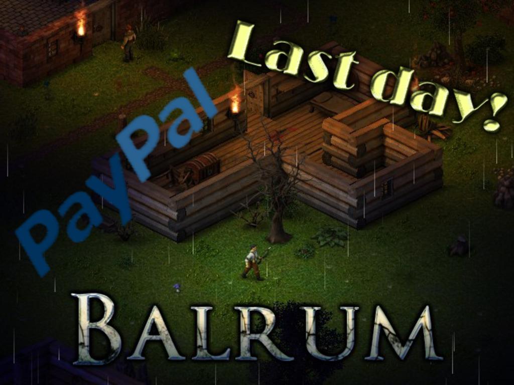 Balrum's video poster