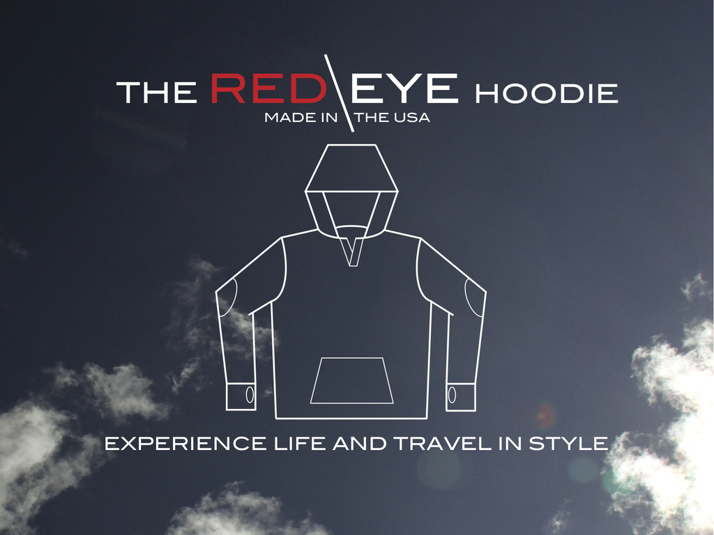 The Red Eye Hoodie's video poster